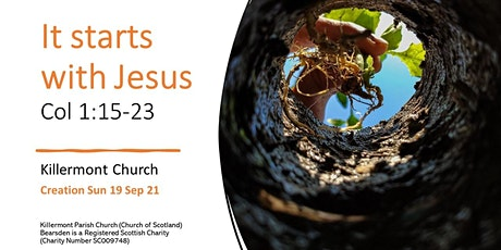Killermont Church Worship - Sunday 19 September 21 - 10 AM tickets