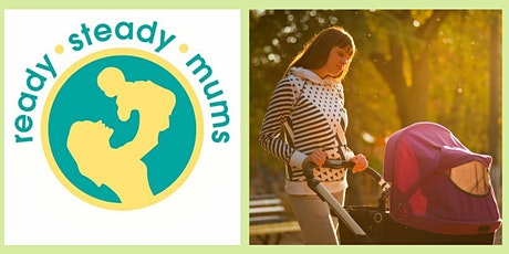 Ready Steady Mums Walking Group. Cams Mill, Fareham Hampshire. tickets