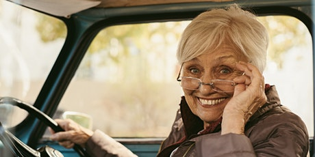Ready2Drive Survey: Researching Training & Support Needs of Older Drivers tickets
