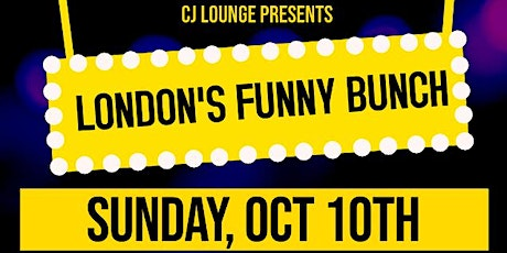 London's Funny  Bunch tickets