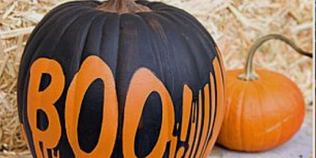 Pumpkin Painting in Central Park October 10 tickets