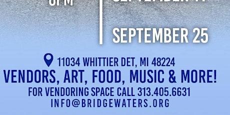 Weekends on Whittier tickets