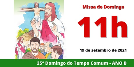 19/09 Missa 11h ingressos