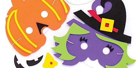 Children's Halloween Crafts tickets