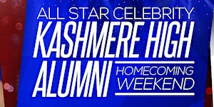 Conway Promotions presents All Star Celebrity Kashmere ...