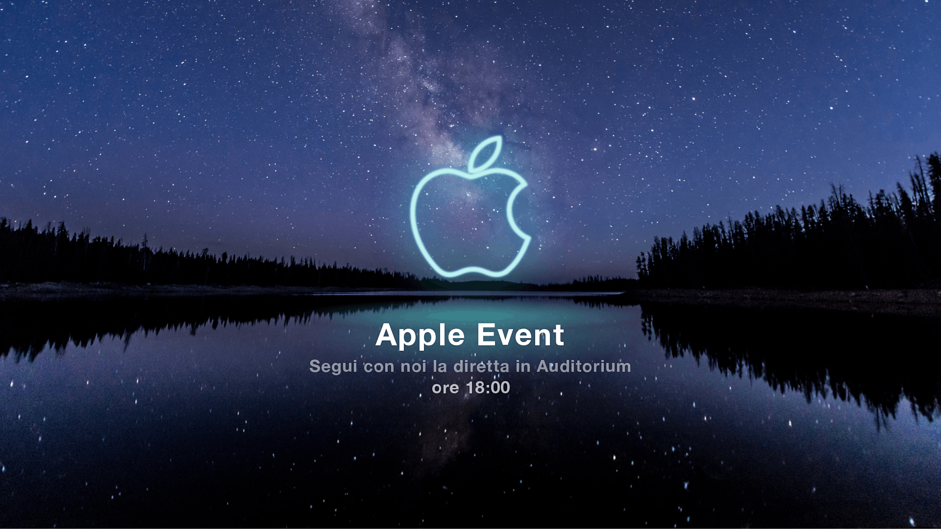 California streaming - Apple event