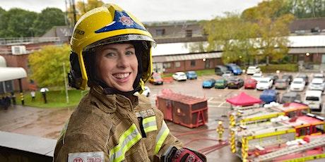 Recruitment Open Day - Newport fire station tickets