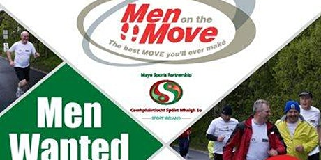 Men on the Move Mayo 2021 tickets