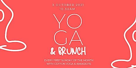 Yoga & Brunch at Kommune tickets