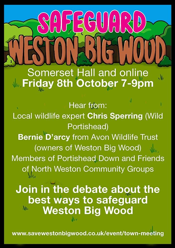 Safeguard Weston Big Wood image