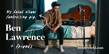 Ben Lawrence + Friends | The Sanctuary Coffee Stop, Norwich. tickets