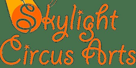 Midi-Teen Aerial Skills Classes (8-12yrs) tickets