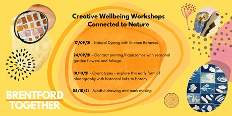 Creative Wellbeing Workshops Connected to Nature tickets