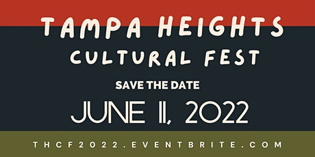 2nd Annual Tampa Heights Cultural Fest tickets