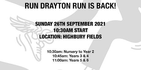 Run Kids Run- Drayton Park tickets