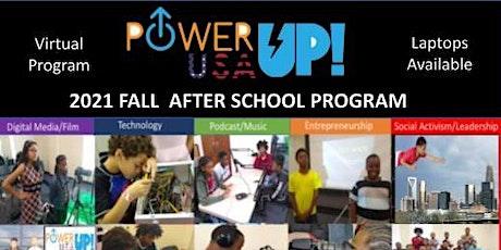 Power Up USA After School Program tickets