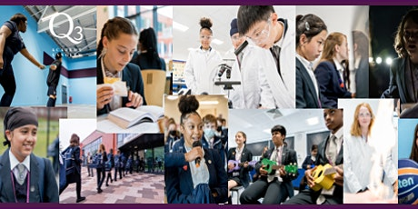 Q3 Academy Langley Open Morning - Friday 1st October 2021 tickets