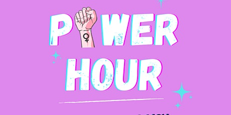 #POWERHOUR - STRONG GIRLS NIGHT OUT Launch Event tickets