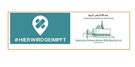 Impfaktionswoche  #HierWirdGeimpft! Tickets