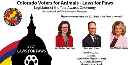 Laws For Paws tickets