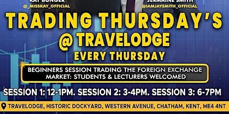 Trading Thursdays tickets