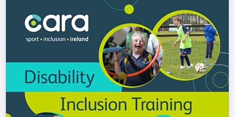 Disability Inclusion Training 4th October 2021 tickets