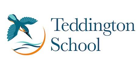 Teddington School Open Evening October 2021 tickets