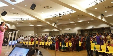 MSC Tamil Sunday (Non-Vaccinated Miracle Service) - 12pm tickets