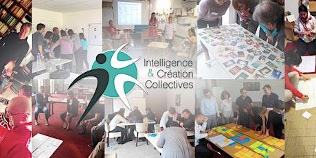 Devenir facilitateur de l'intelligence collective billets
