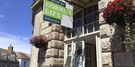 Museum of Cornish Life Visit - October 2021 tickets