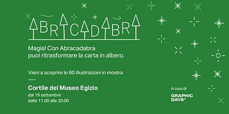 Let the magic happen | Abracadabra @Museo Egizio biglietti