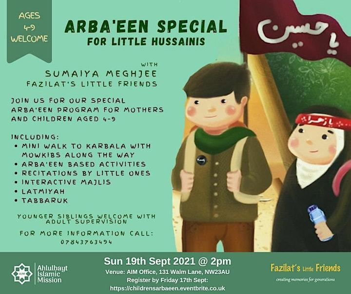Arba'een Children's Special image