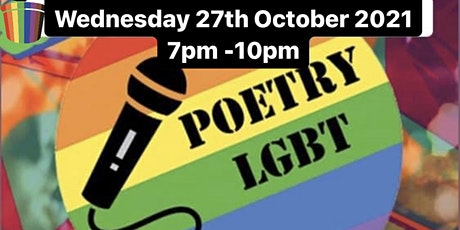 Poetry LGBT Open Mic at The Two Brewers Clapham tickets