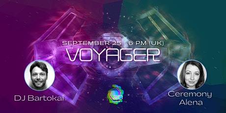 Ecstatic Dance Online - VOYAGER feat. DJ Bartokai tickets