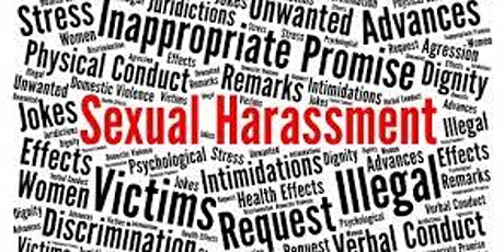 Sexual Harassment Basics in Maryland tickets