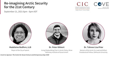 Re-imagining Arctic Security for the 21st Century tickets