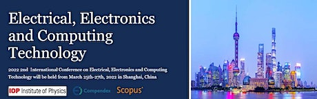 International Conference on Electrical, Electronics & Computing Technology tickets