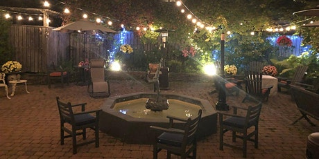 Italian Night in the Courtyard tickets