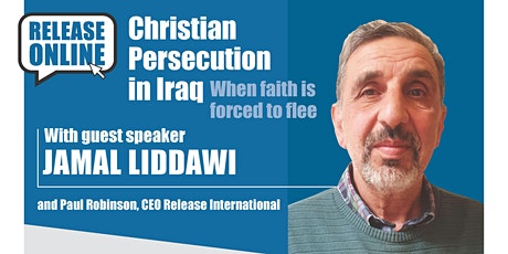 Christian Persecution in Iraq: When Faith is Forced to Flee (Wales) tickets