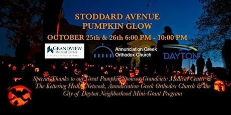 The Stoddard Avenue Pumpkin Glow 2021 tickets