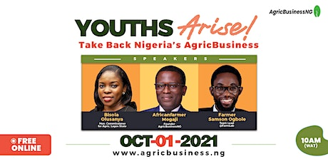 AGRICBUSINESS AFRICA CONFERENCE  2021 tickets