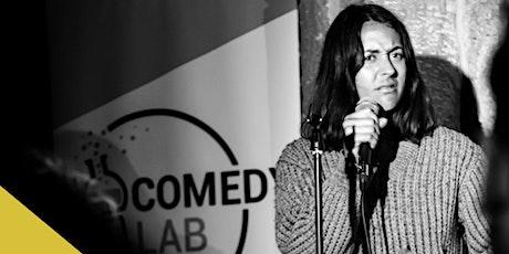 Comedy Lab Paris STANDUP COMEDY SHOW billets