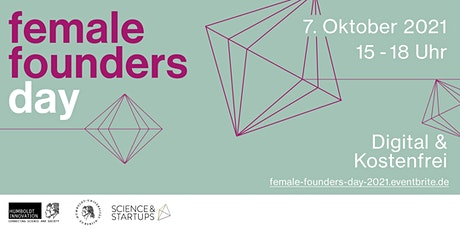 Female Founders Day Tickets
