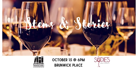Stems & Stories - October tickets