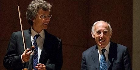 BRUNO CANINO - Pianoforte PAOLO ARDINGHI - Violino biglietti