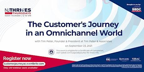 The Customer's Journey in an Omnichannel World tickets