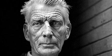 Samuel Beckett, Ireland's modest Nobel Prize winner in Literature. tickets