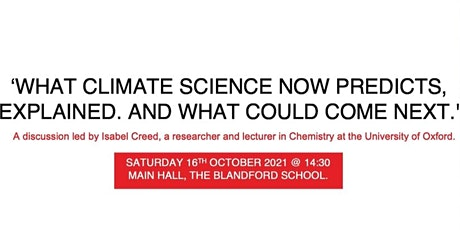'What climate science now predicts, explained. And what could come next.' tickets