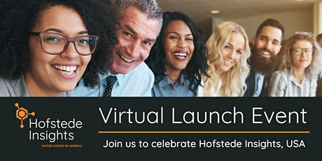 Hofstede Insights, USA Virtual Launch Event tickets
