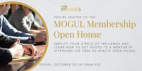 MOGUL Membership Open House Tickets